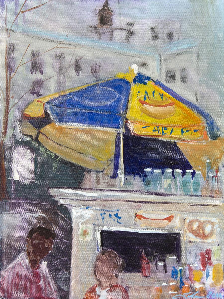 0f36bec0b Ketchup or Mustard by Leela Payne | Artwork Archive