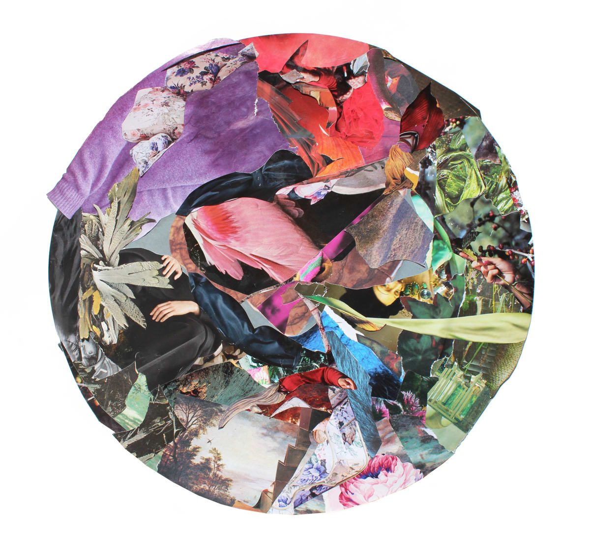 Untitled III (Circle series)