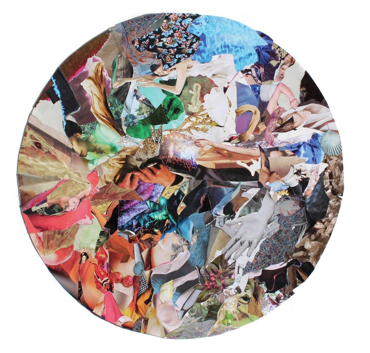 Untitled I (Circle series)