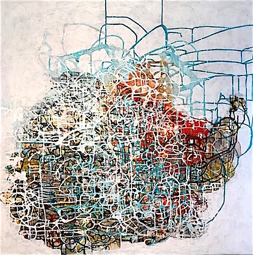 Memory Tangle by Barbara Fisher