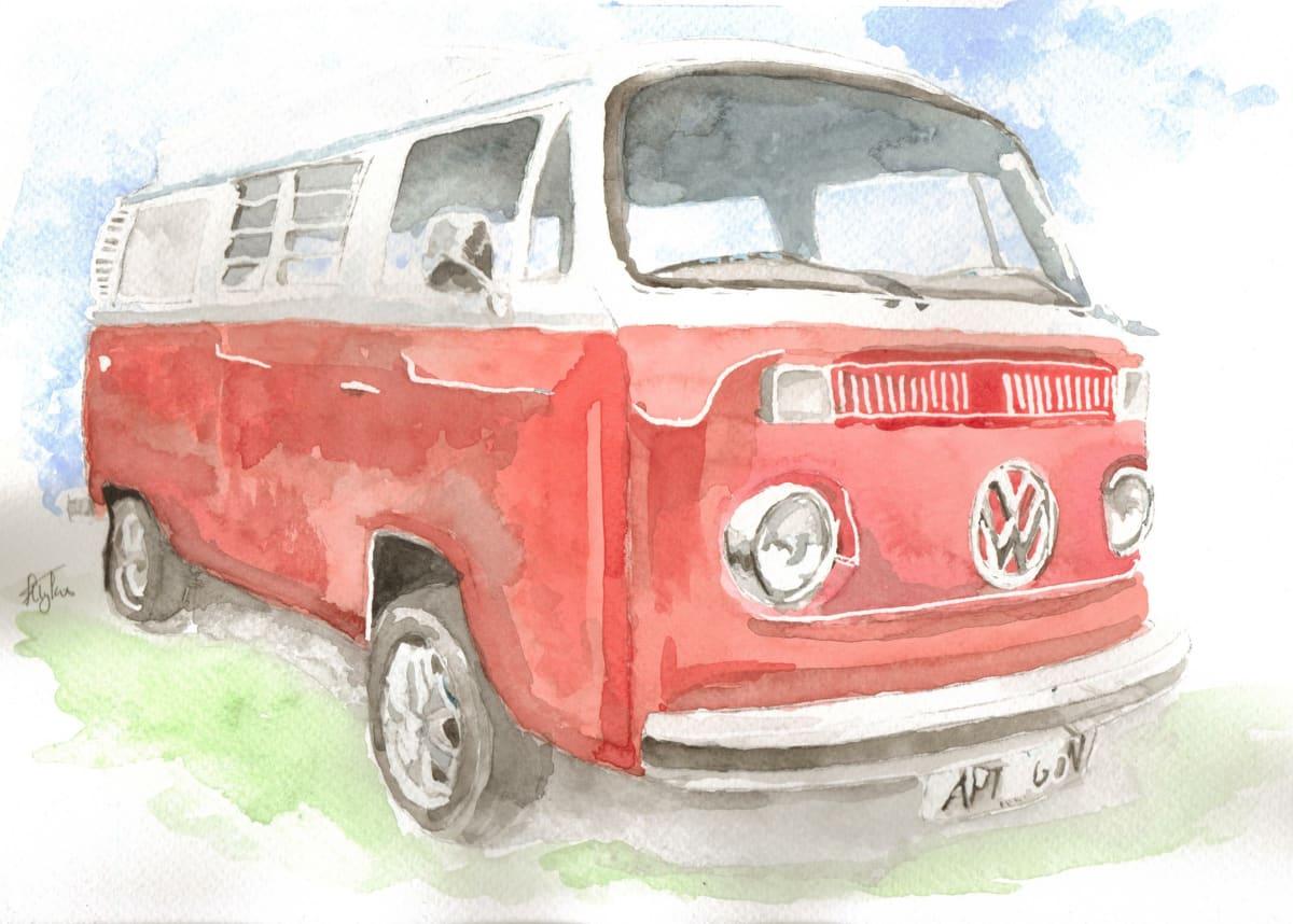 Camper Van by Ally Tate