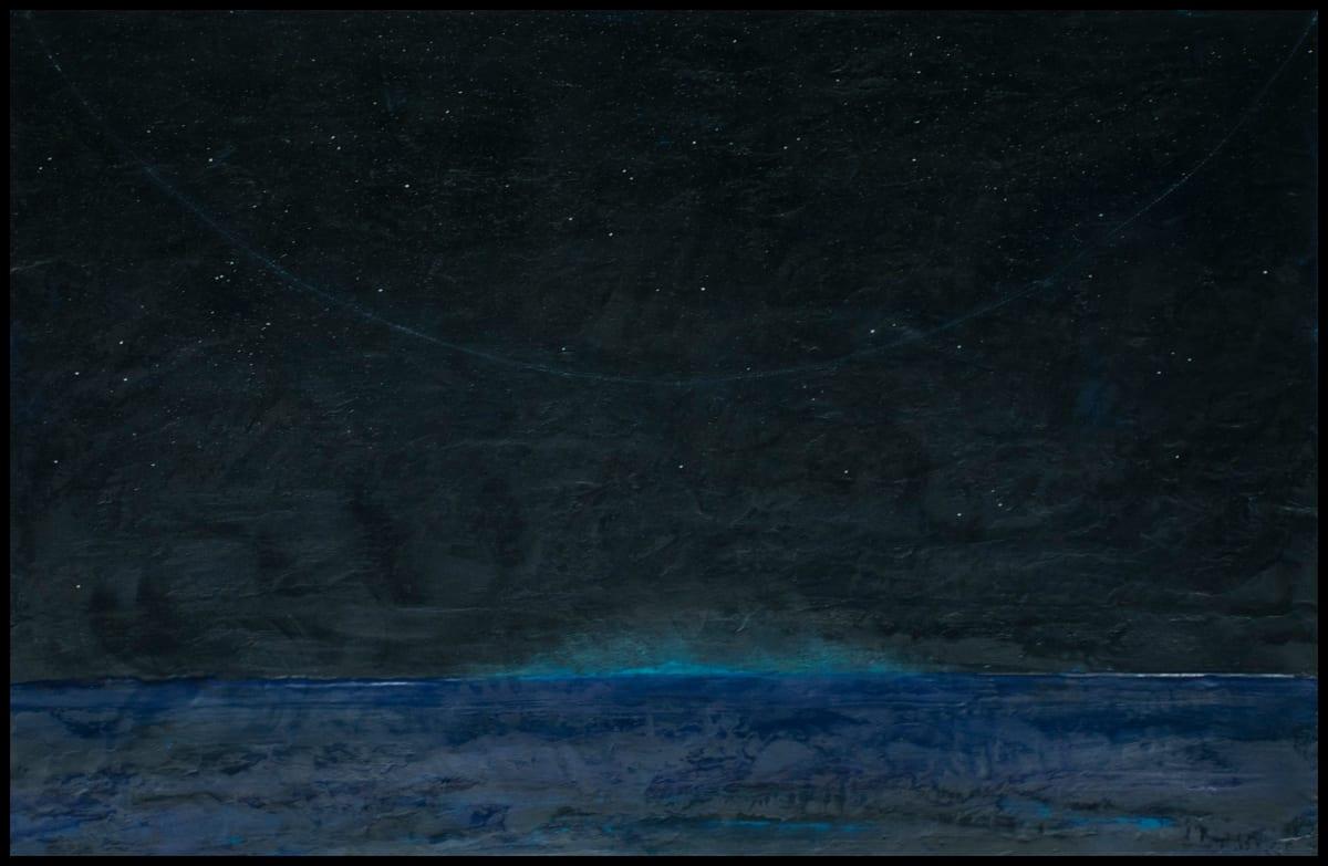 Starry Night by Graceann Warn