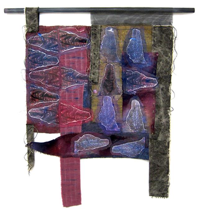 Chameleon 1 by Barbetta Lockart