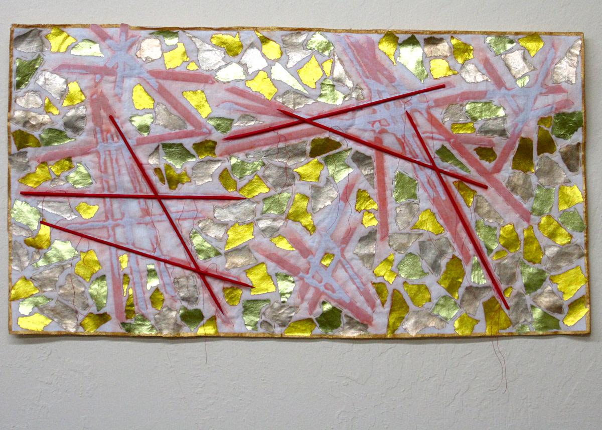 Joss:  Karmic Pick-Up Sticks by Barbetta Lockart