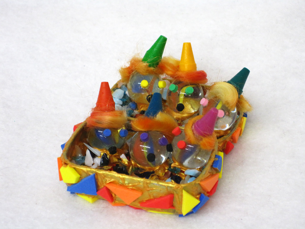 Spare Parts by Barbetta Lockart