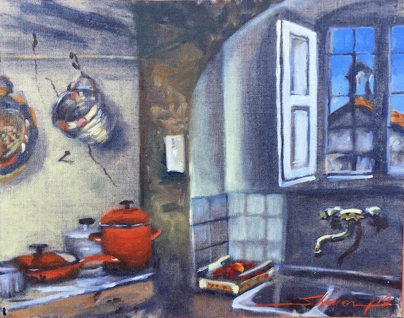 Benabbio Cucina by Sharon Rusch Shaver
