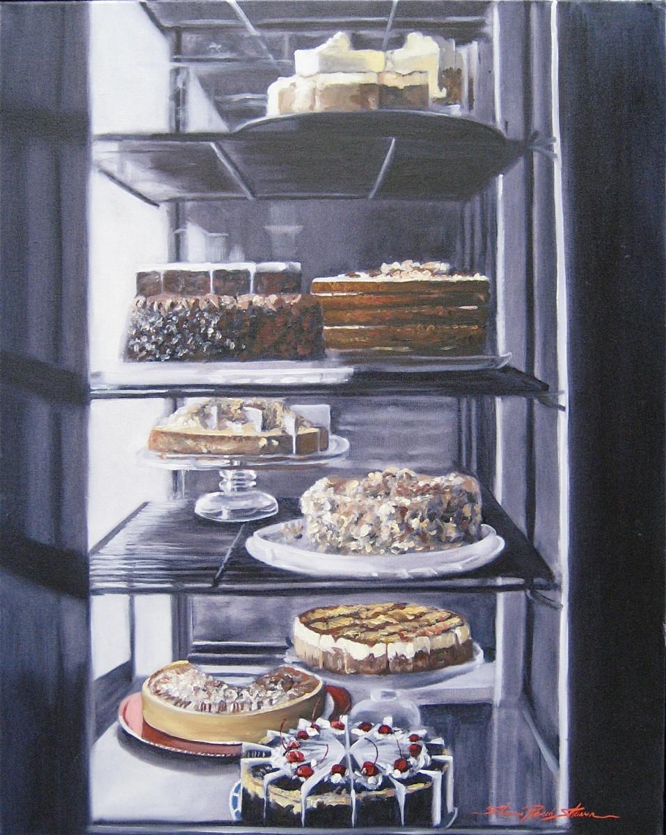 Cakewalk by Sharon Rusch Shaver