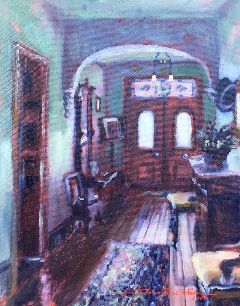 Entry by Sharon Rusch Shaver