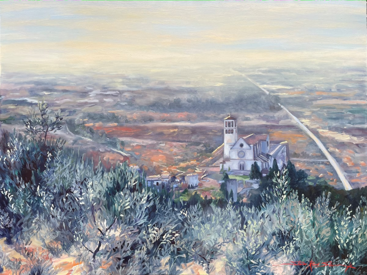 Assisi by Sharon Rusch Shaver