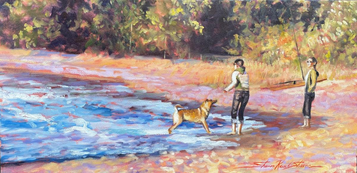 Go Fetch by Sharon Rusch Shaver
