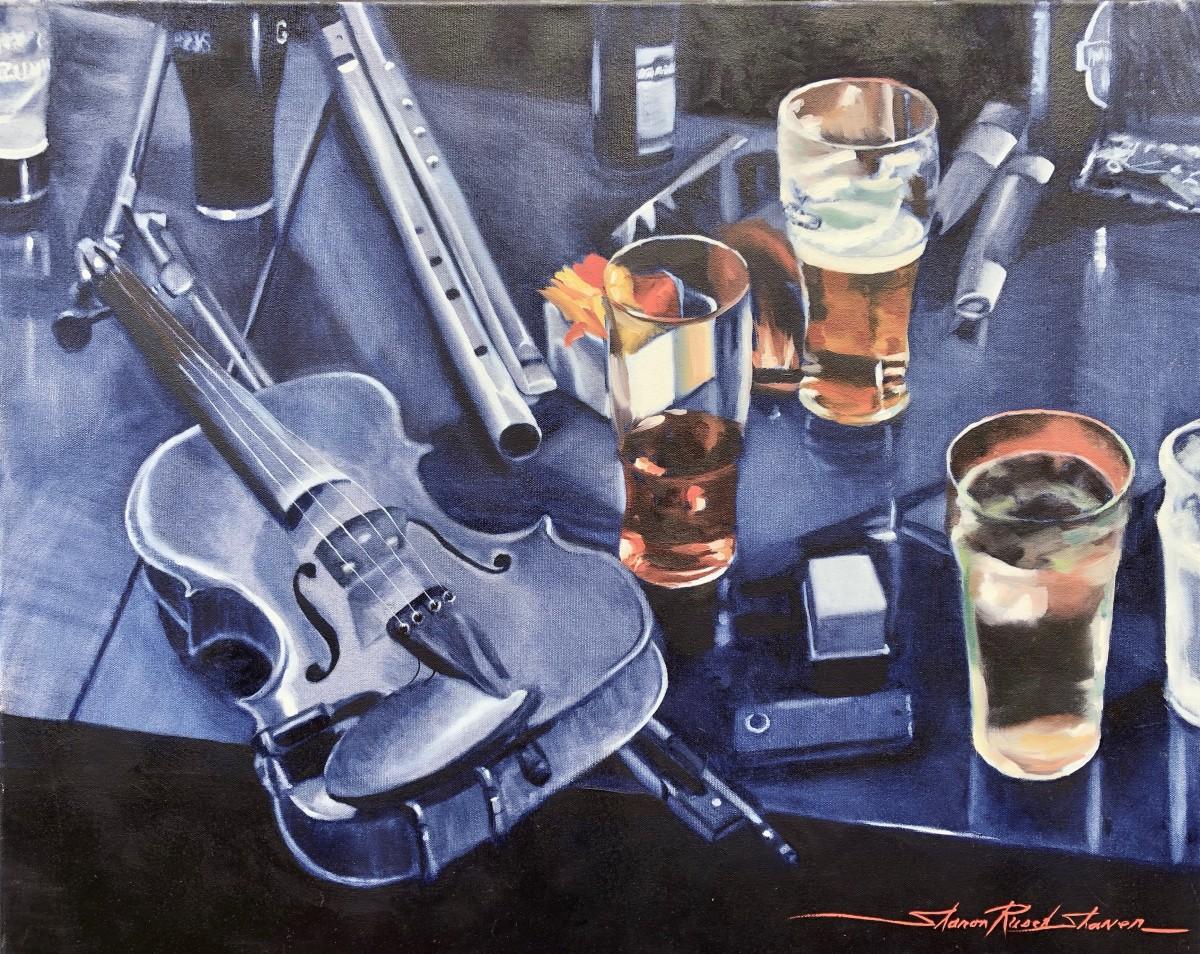 Music Ireland by Sharon Rusch Shaver