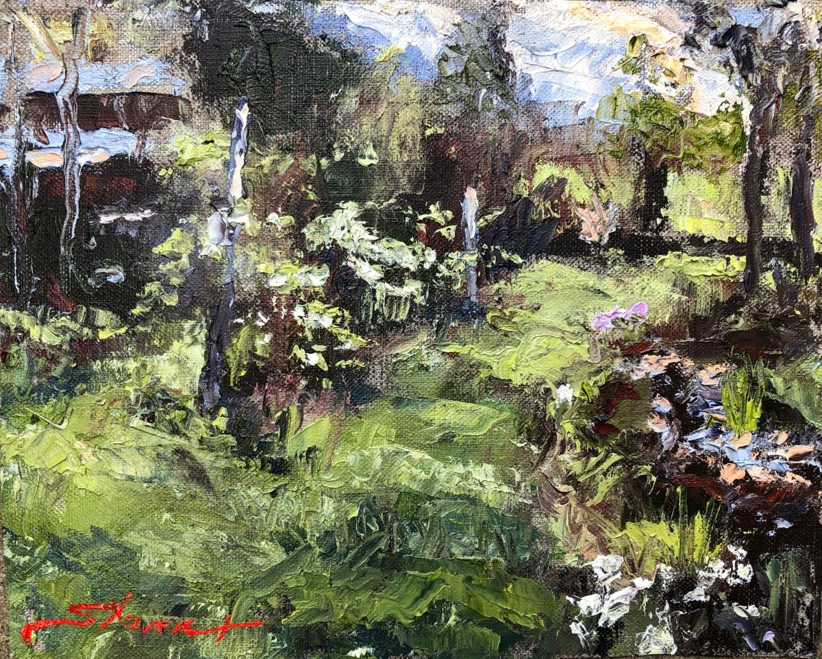 Plein Before Rain by Sharon Rusch Shaver