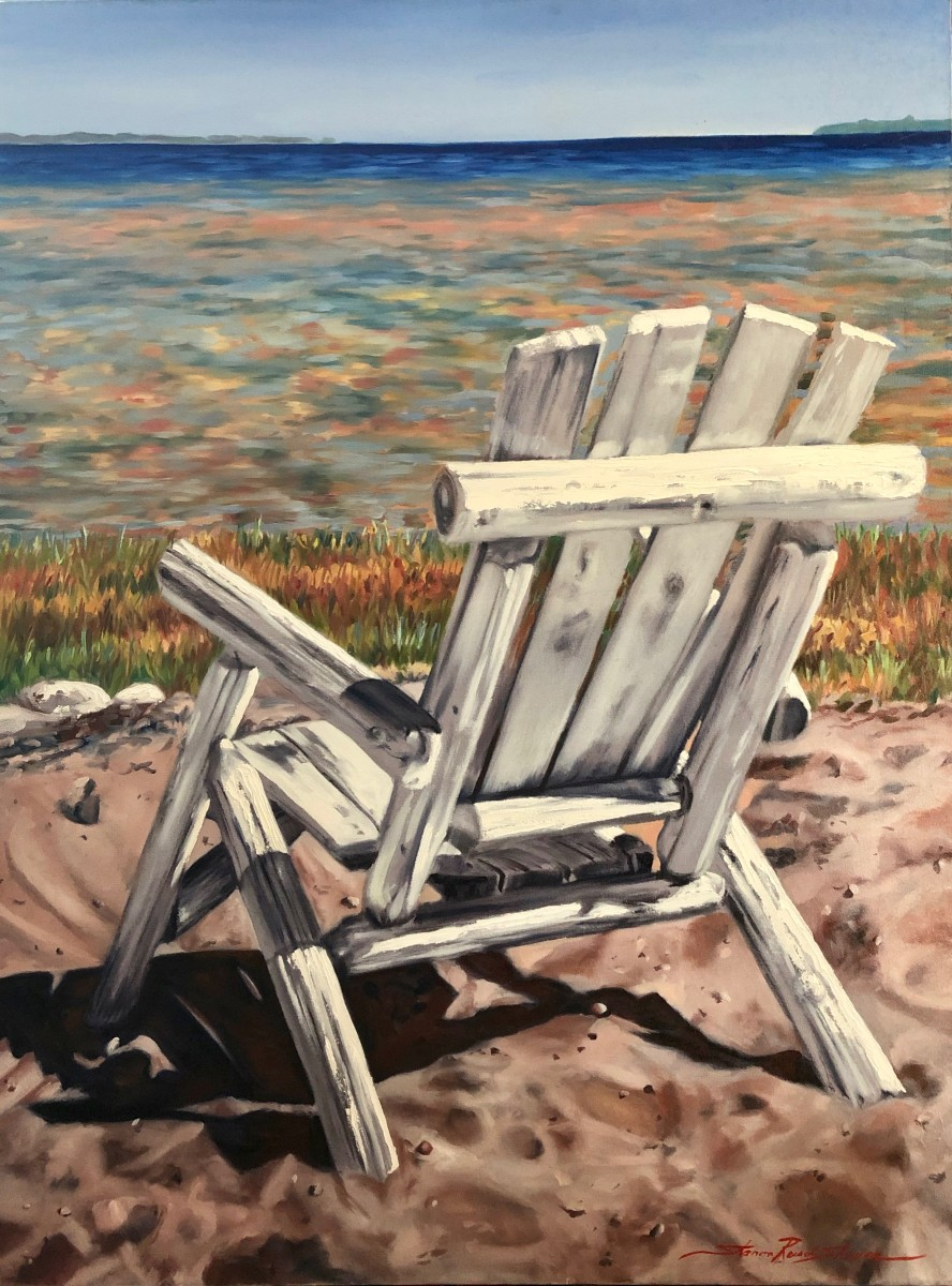 Sit and Dream by Sharon Rusch Shaver