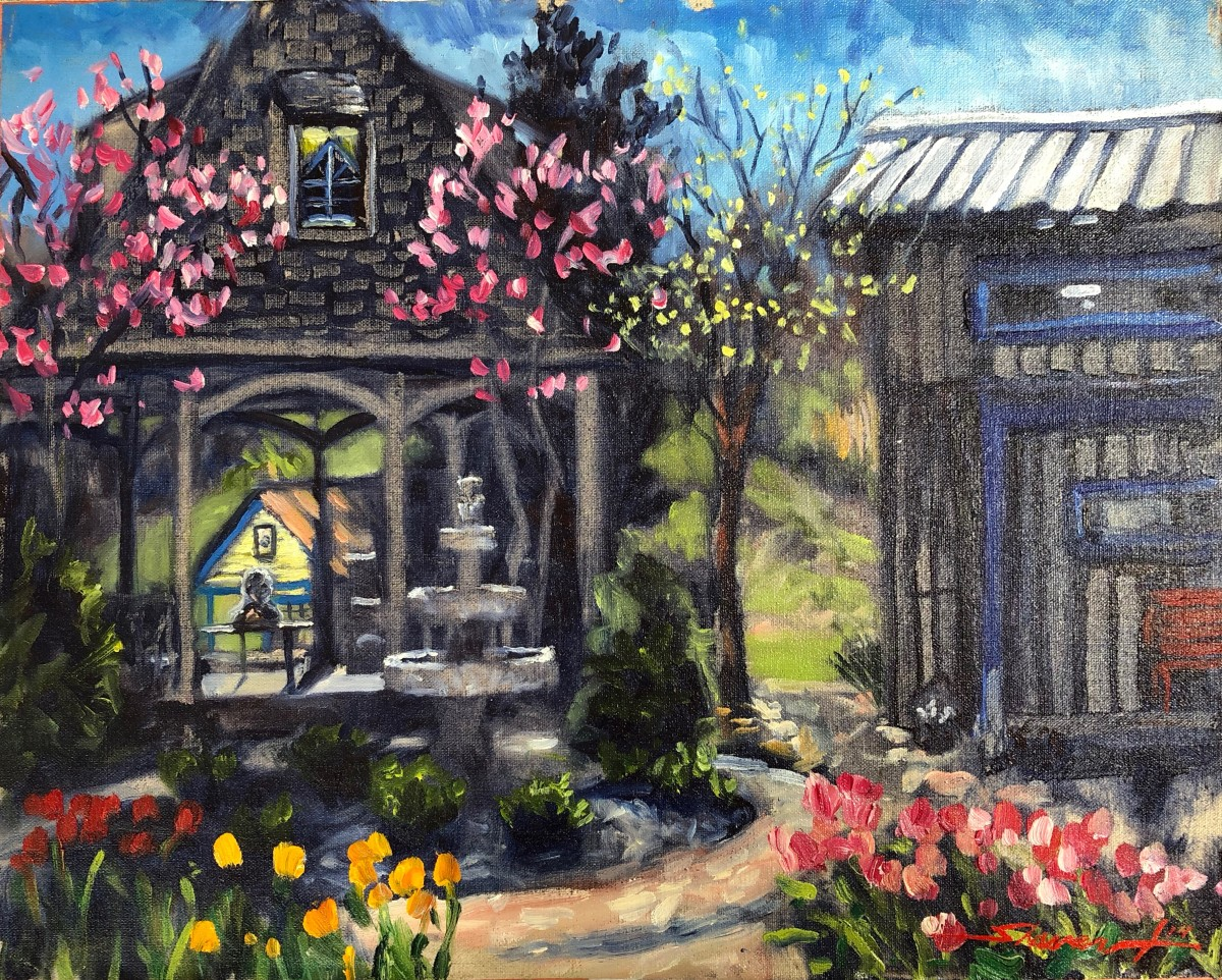 Plein Spring Day