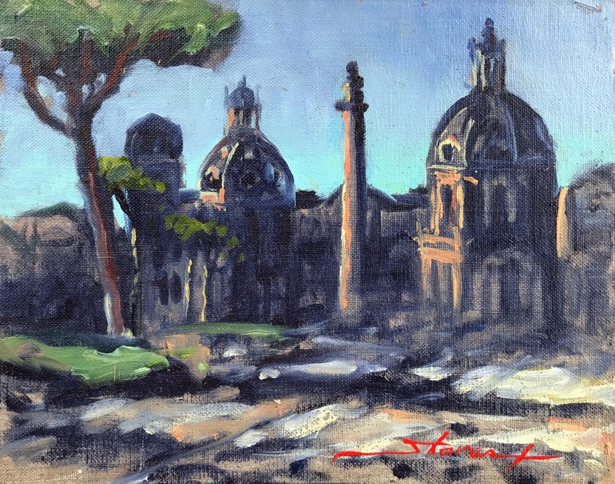 Plein Rome by Sharon Rusch Shaver