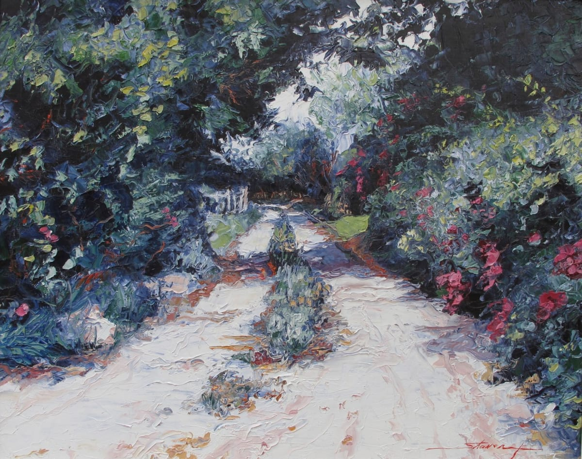 Rose Road by Sharon Rusch Shaver