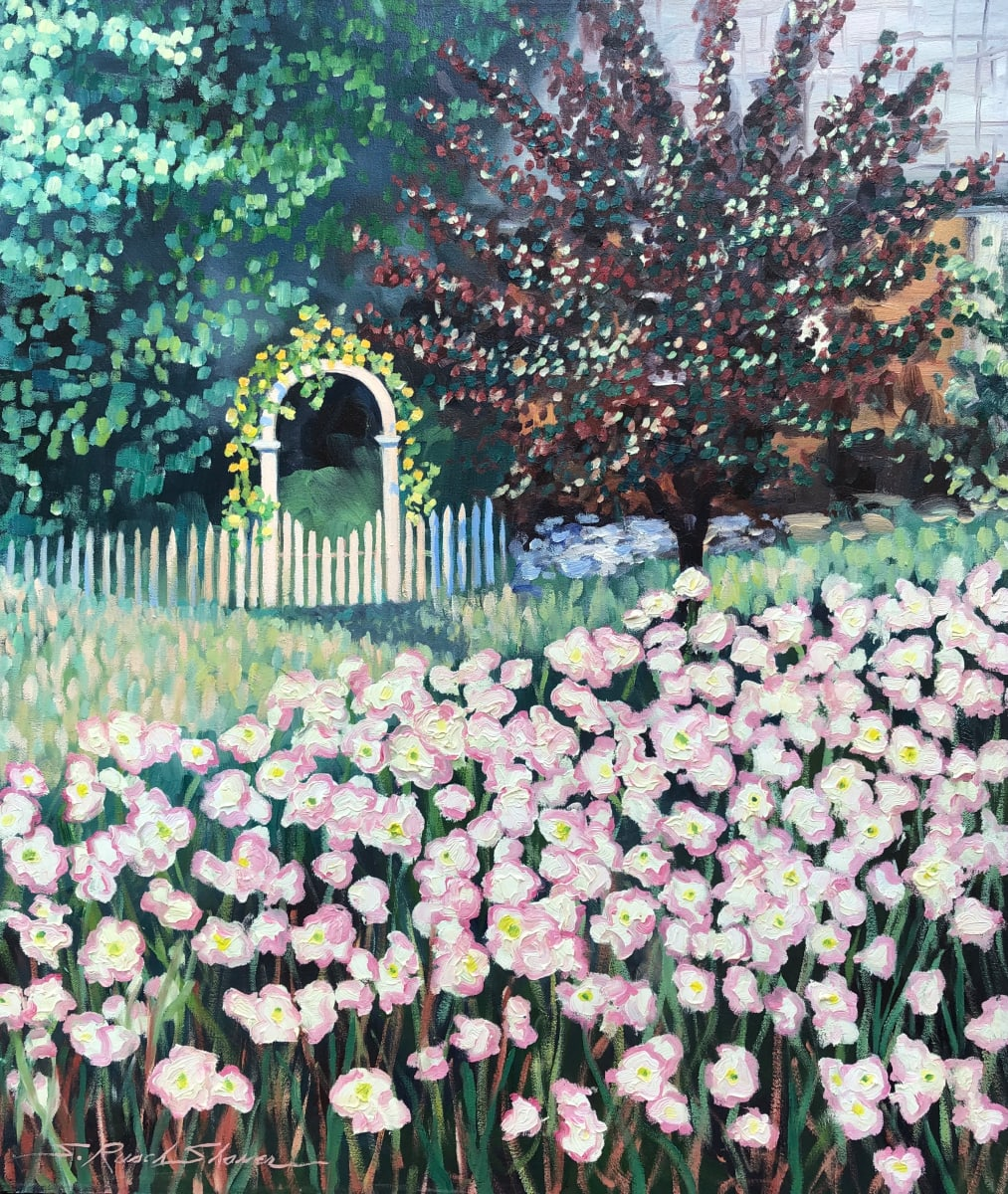 Arbor by Sharon Rusch Shaver