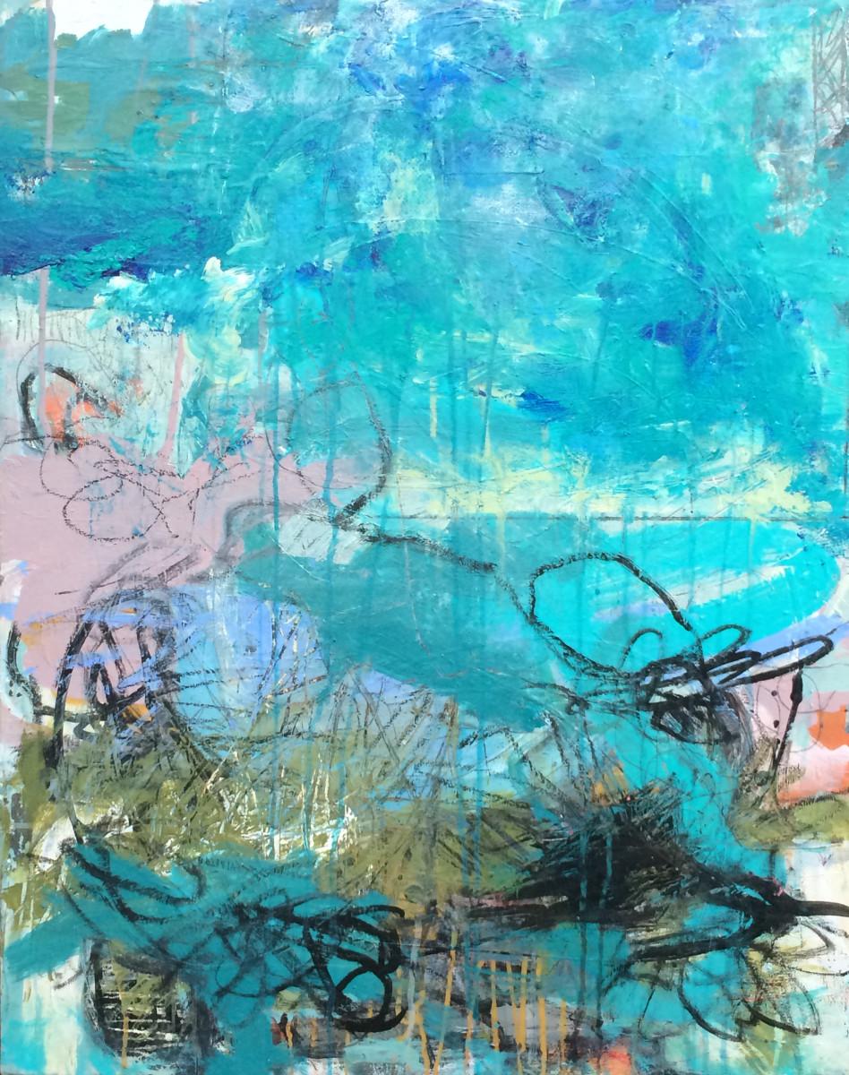 Rain by Theresa Vandenberg Donche