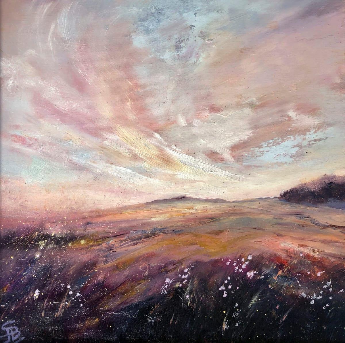 Lingering longer by Sarah Jane Brown