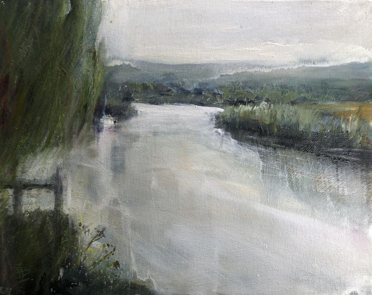 Black Rabbit Grey Day by Sarah Jane Brown