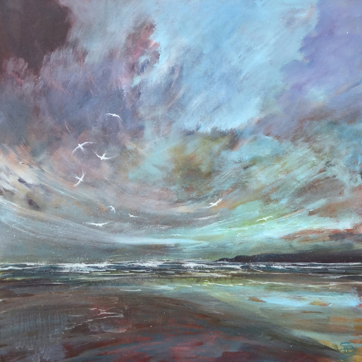 Circling by Sarah Jane Brown