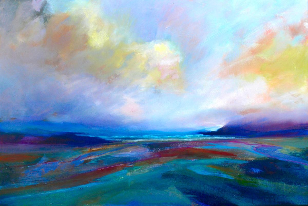 Emotions run deep by Sarah Jane Brown