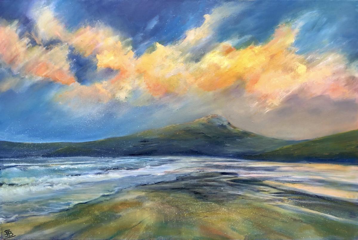 Freeing up space by Sarah Jane Brown
