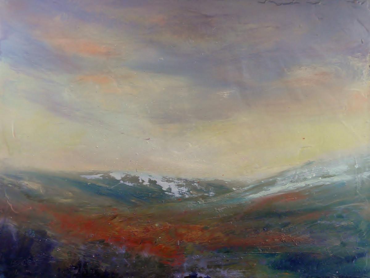 Keeping fond distance by Sarah Jane Brown