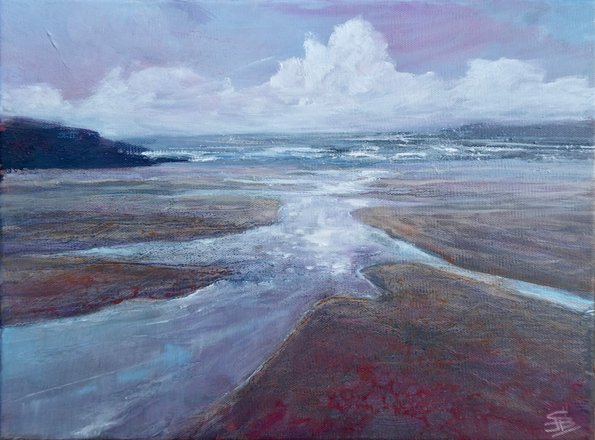 Winter walk by Sarah Jane Brown