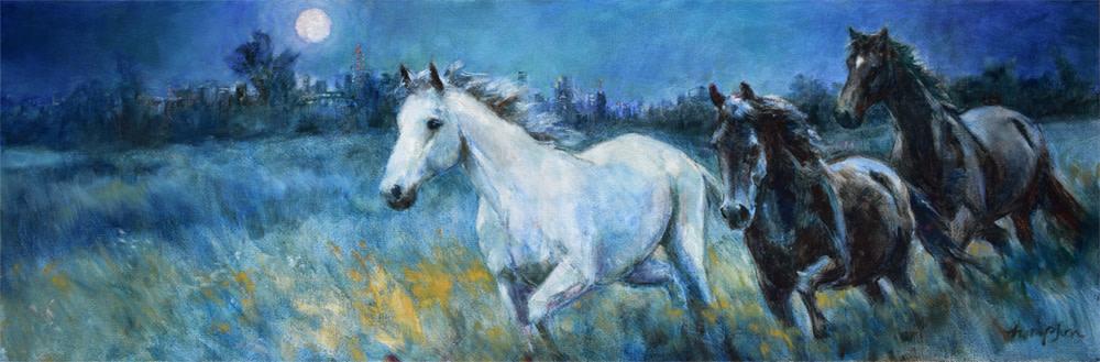 The Night Horses