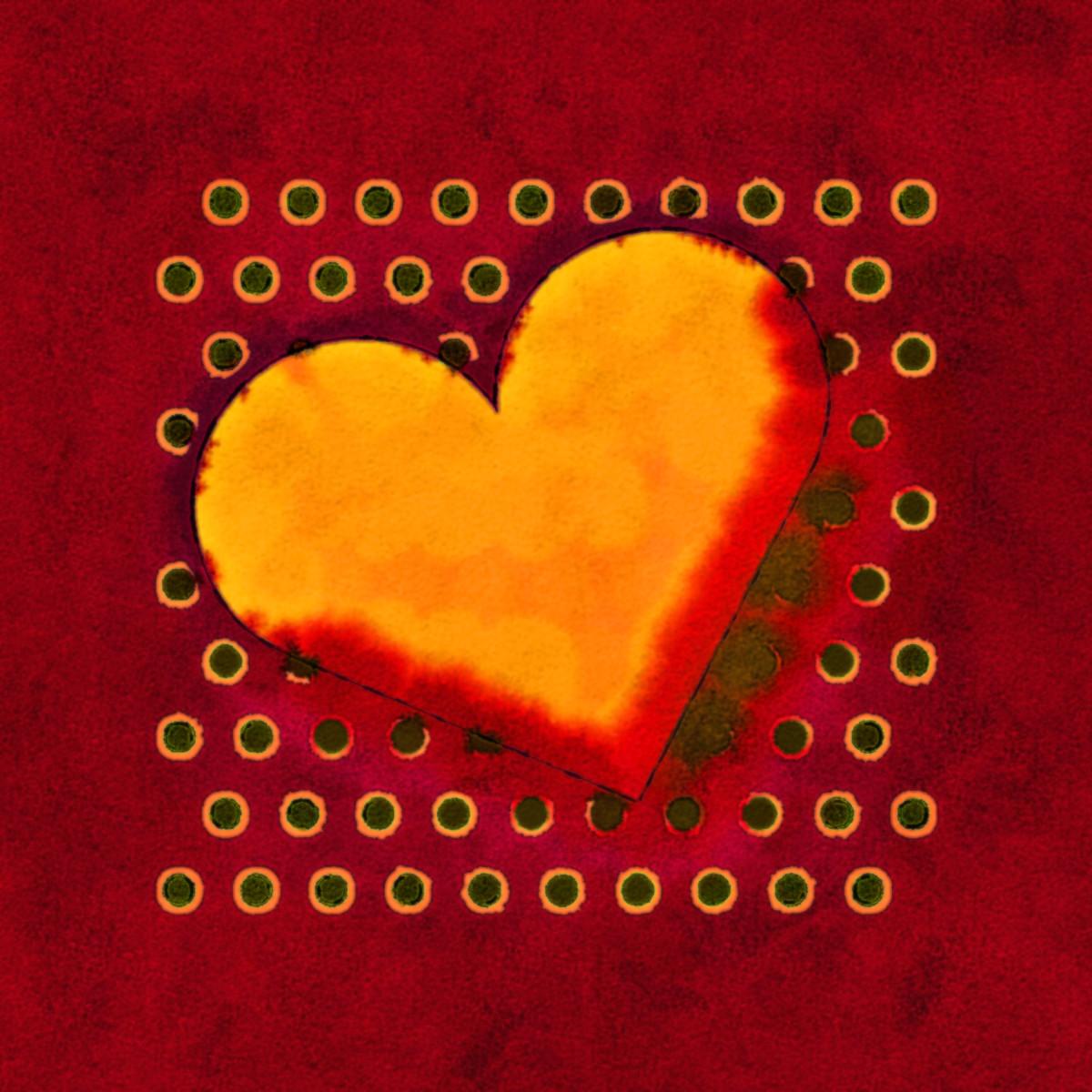 Beat - Heart Series No.1