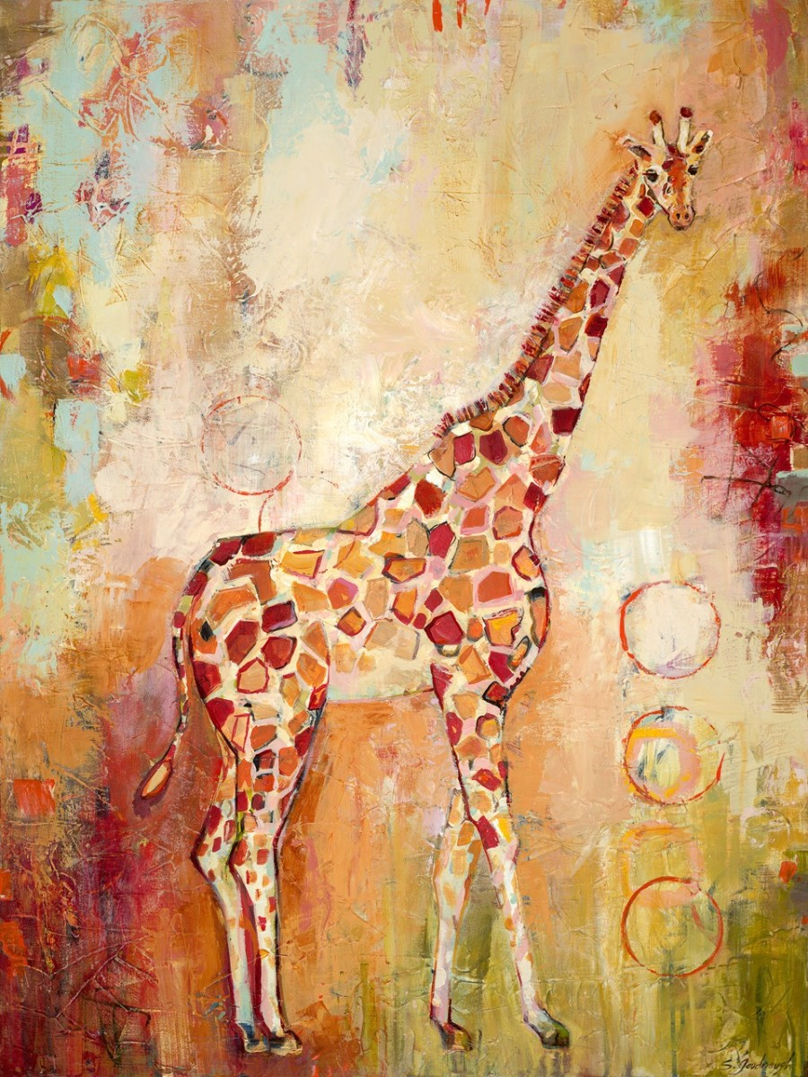 Height of Elegance by Sarah Goodnough