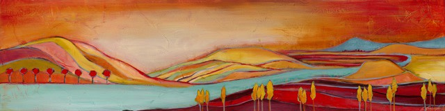 Terra Rossa by Sarah Goodnough