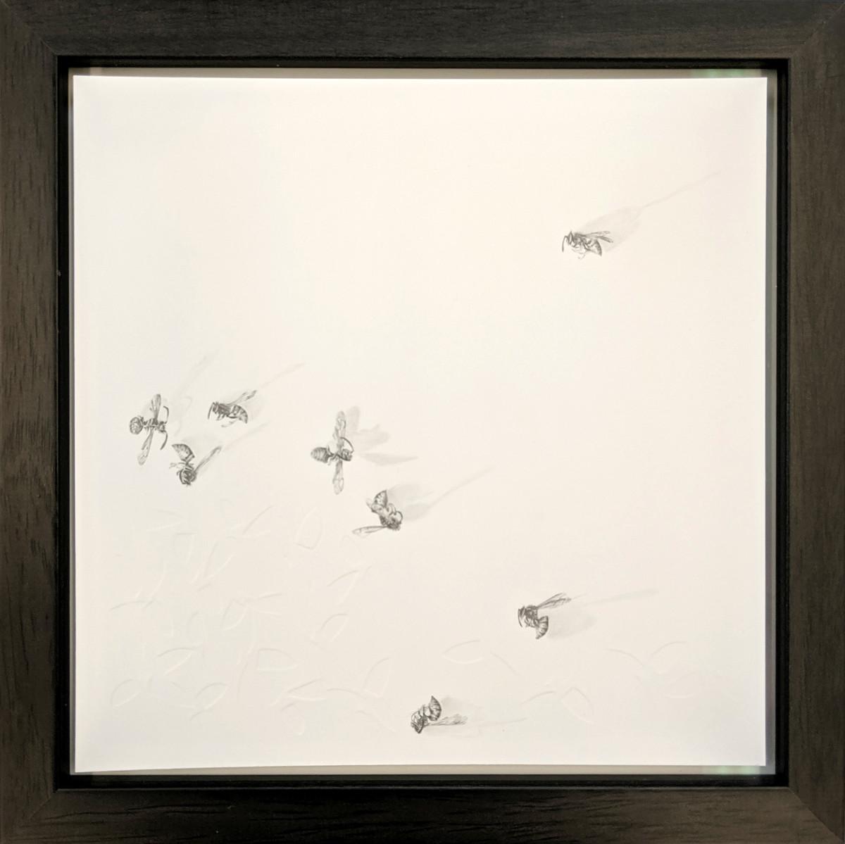 Flight Path xxxi by Louisa Crispin