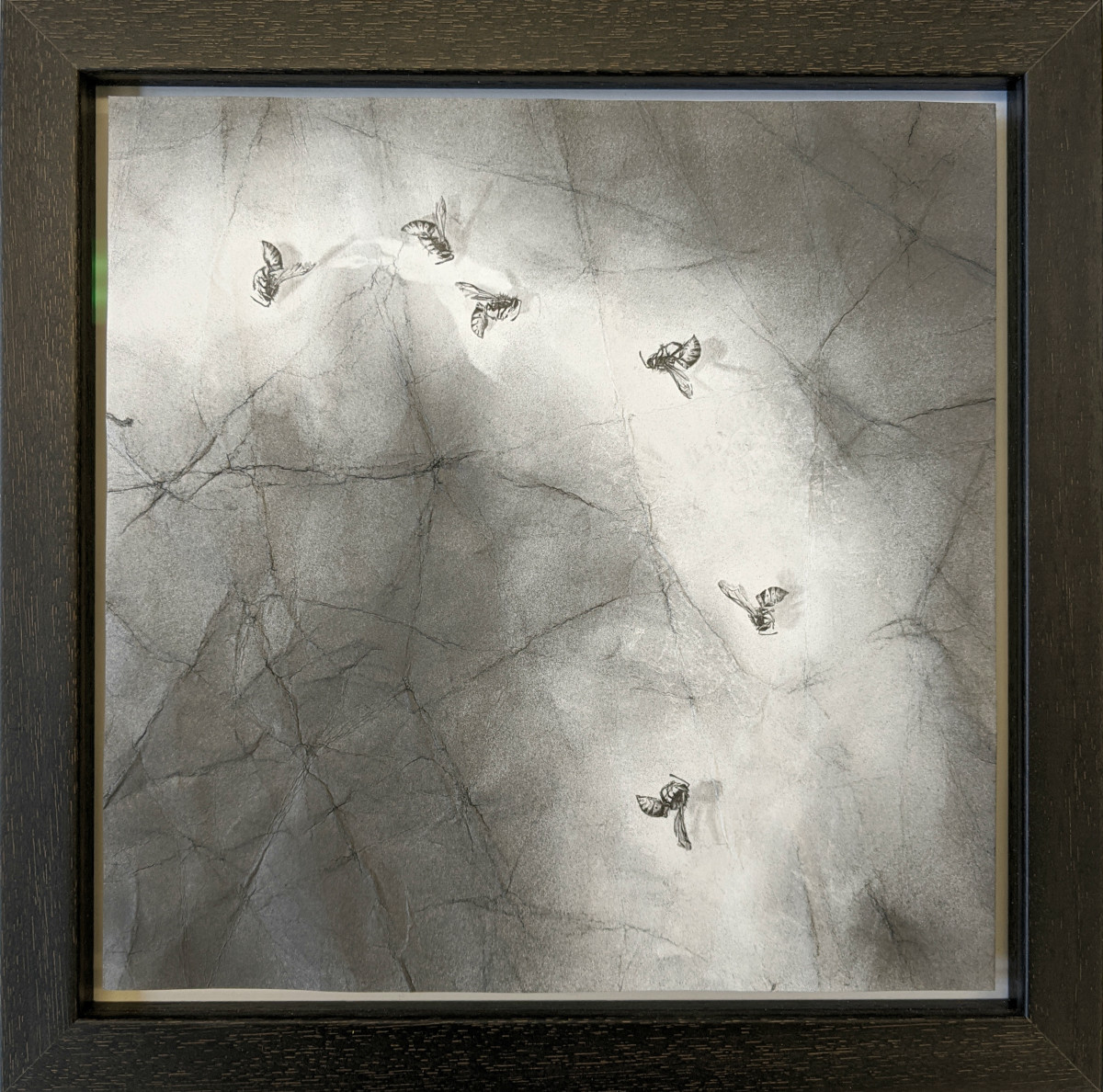 FlightPath xxxxxi (li) by Louisa Crispin