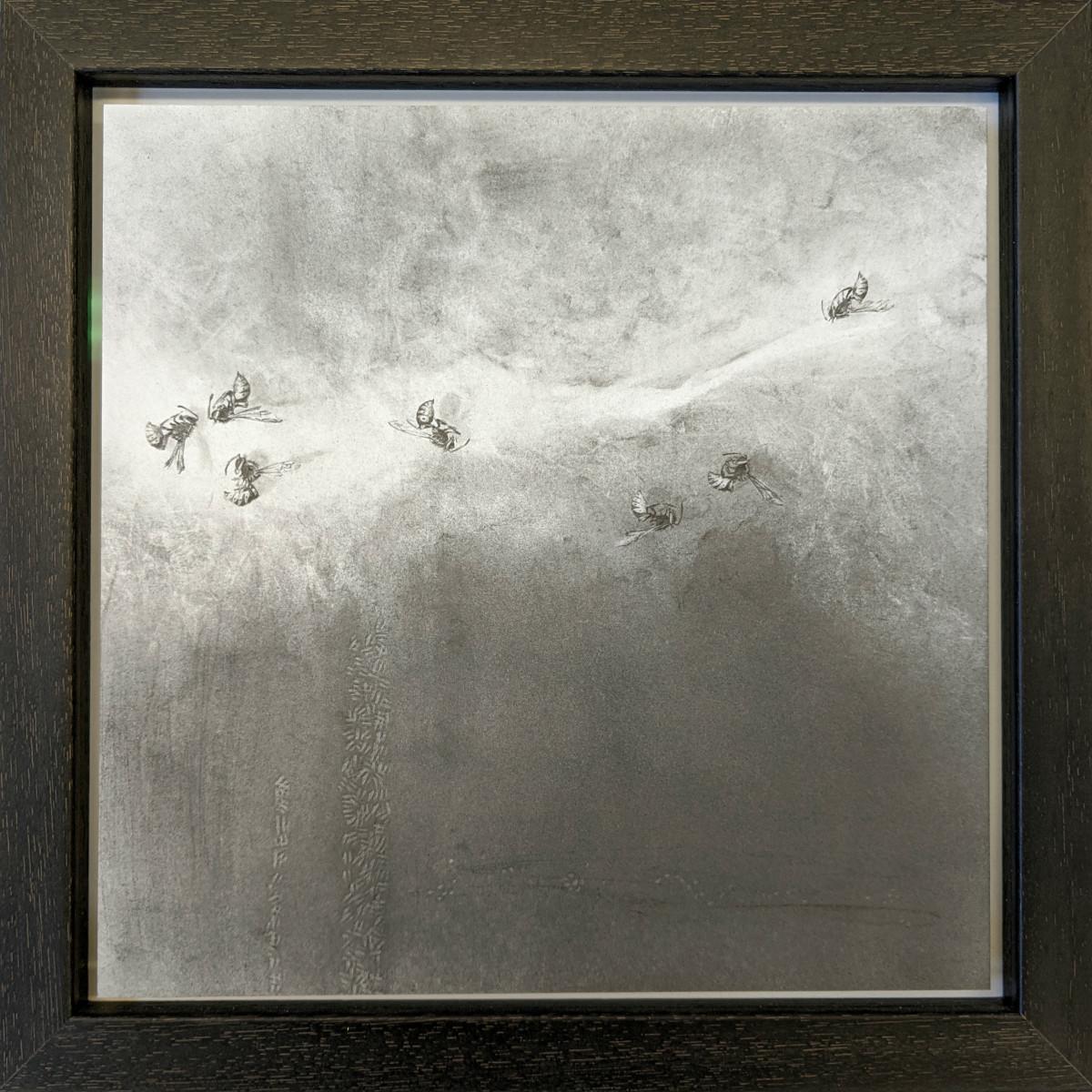 FlightPath xxxxxii (lii) by Louisa Crispin