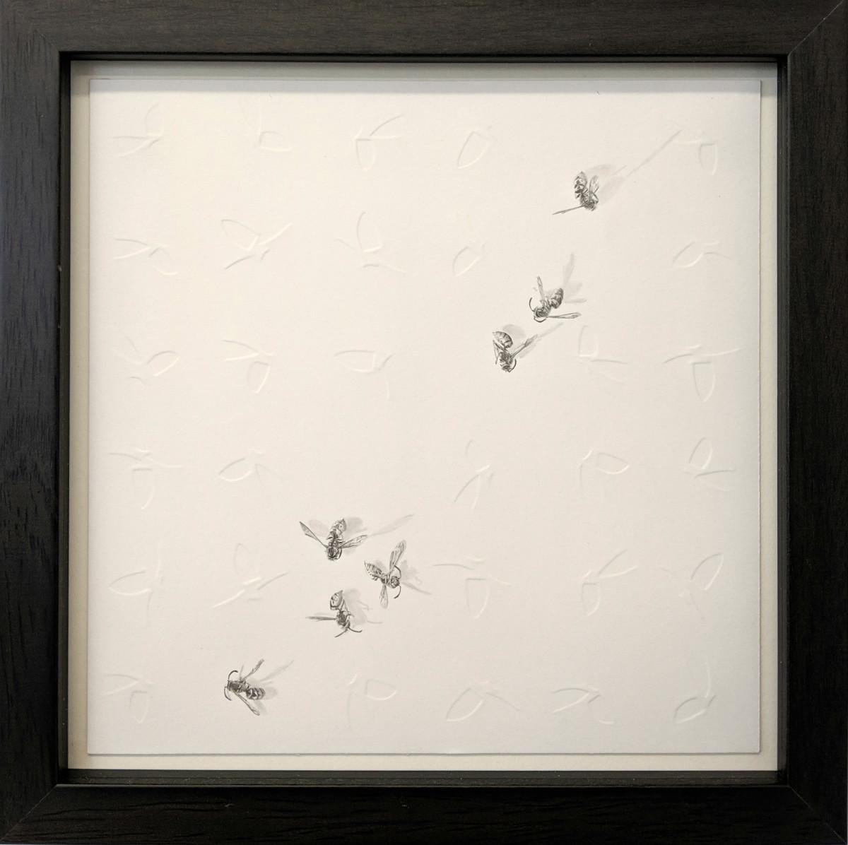 Flight Path xxvi by Louisa Crispin