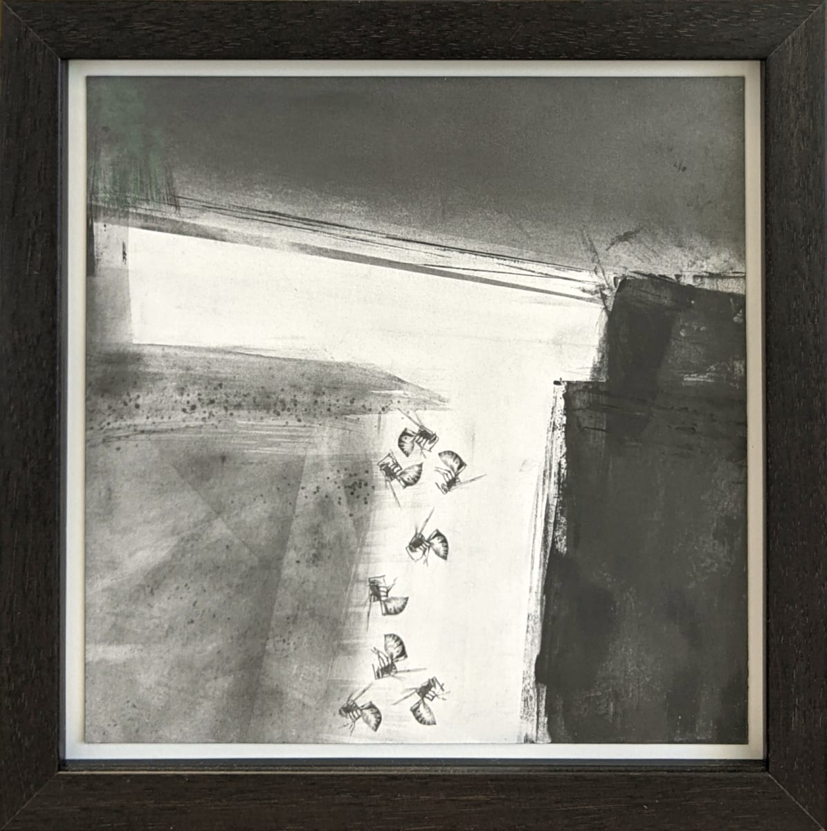 FlightPath lxxxii by Louisa Crispin