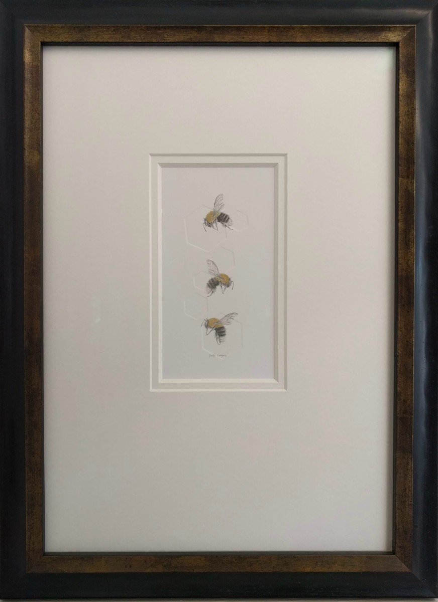 Tree BumbleBee 3.5e by Louisa Crispin