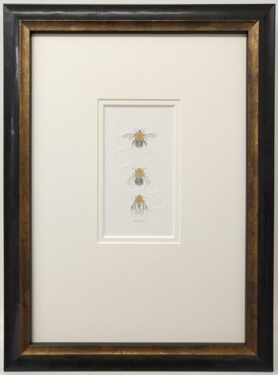 Tree BumbleBee 3.2e by Louisa Crispin