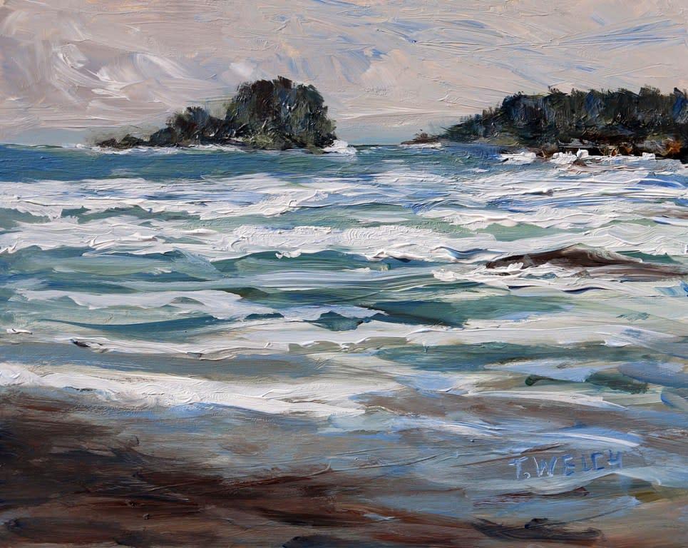 Chesterman Beach BC