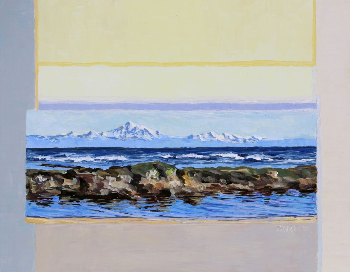 Winter Sun and Sea by Terrill Welch