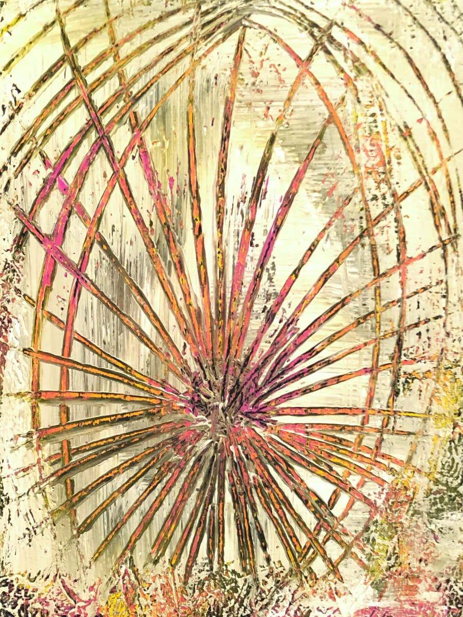 Convergence by María Camp