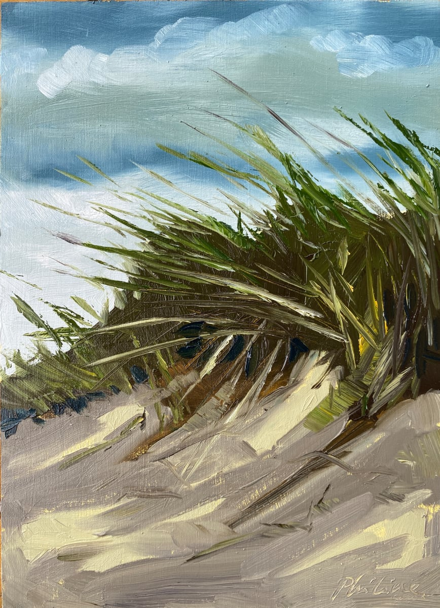 Windkracht 6 by Philine van der Vegte