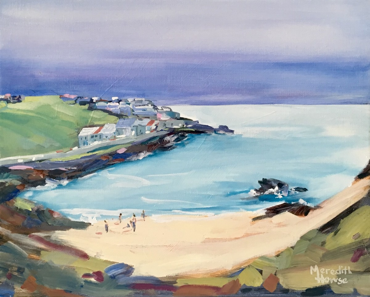 Coastal Town by Meredith Howse