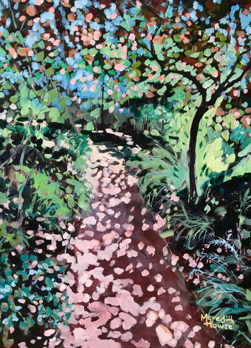 Garden at Arboretum by Meredith Howse