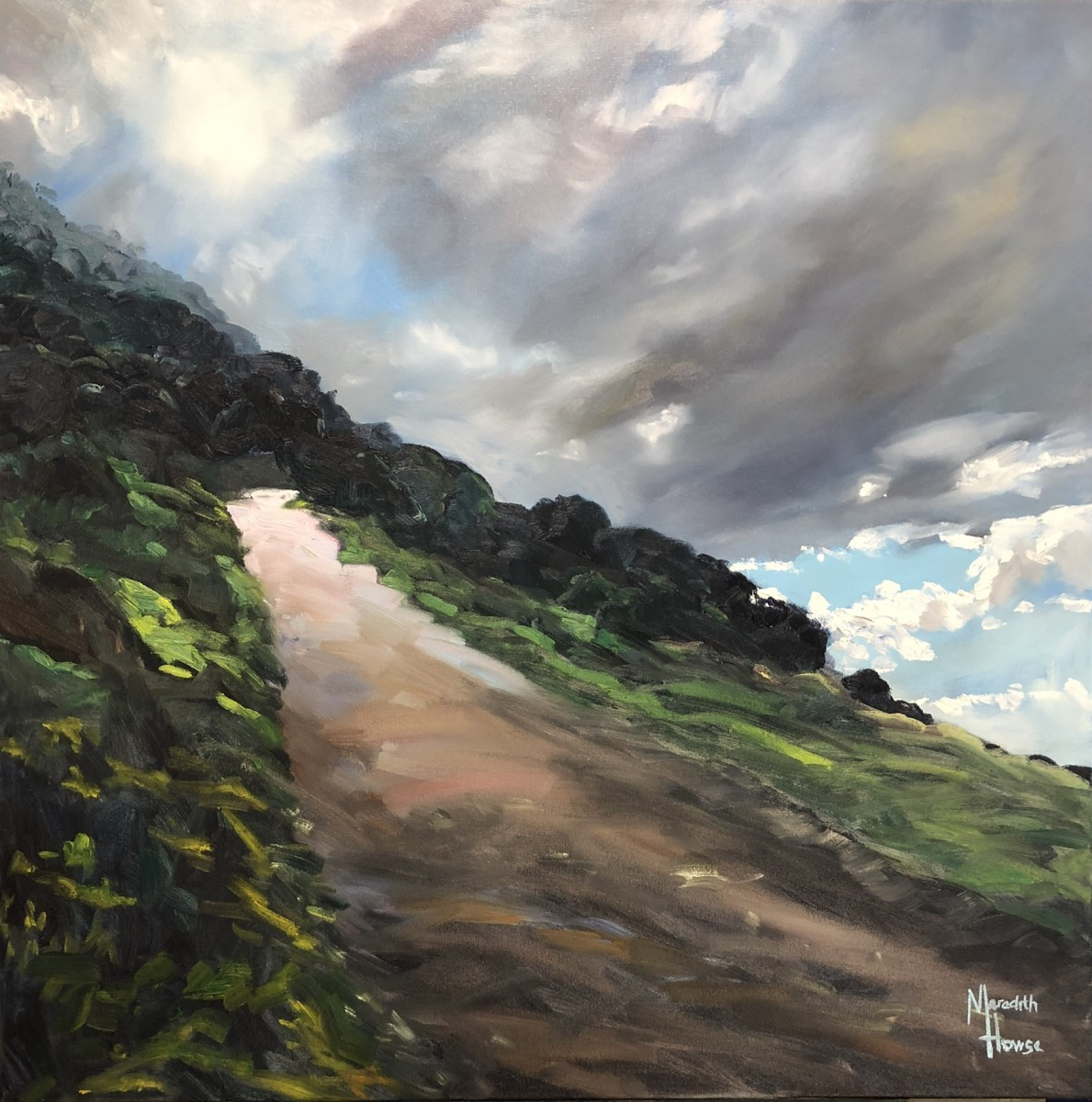 Light at End of the Path by Meredith Howse