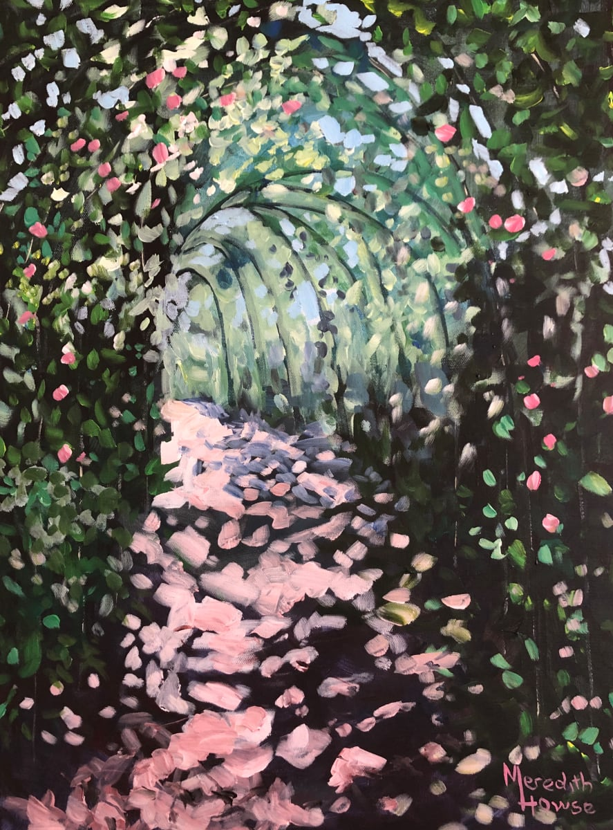 Garden Arch at Arboretum by Meredith Howse