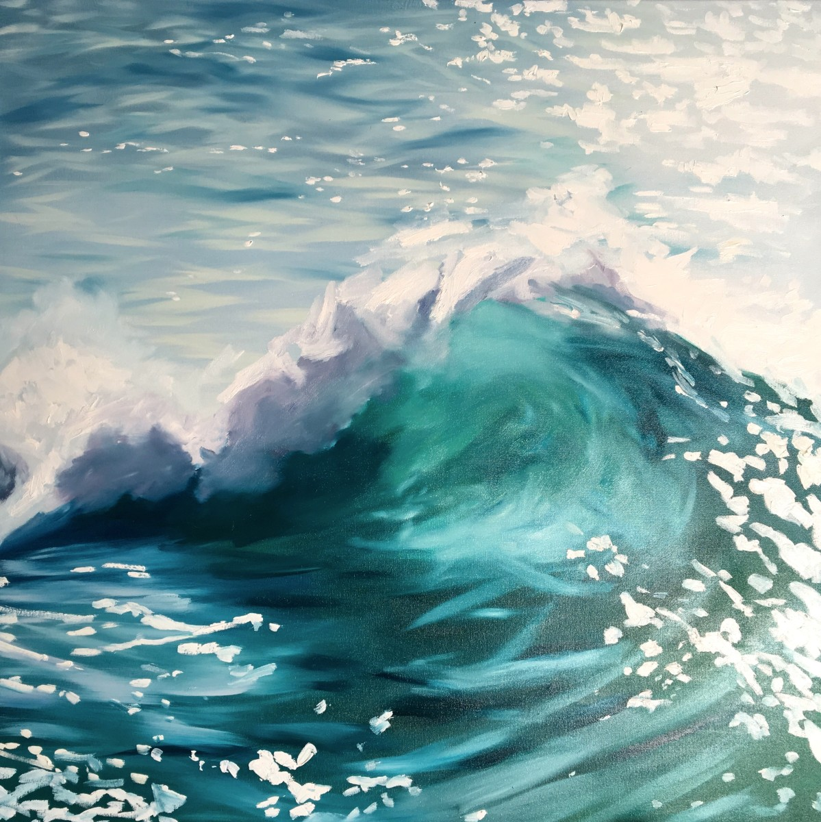 Wave 1 by Meredith Howse
