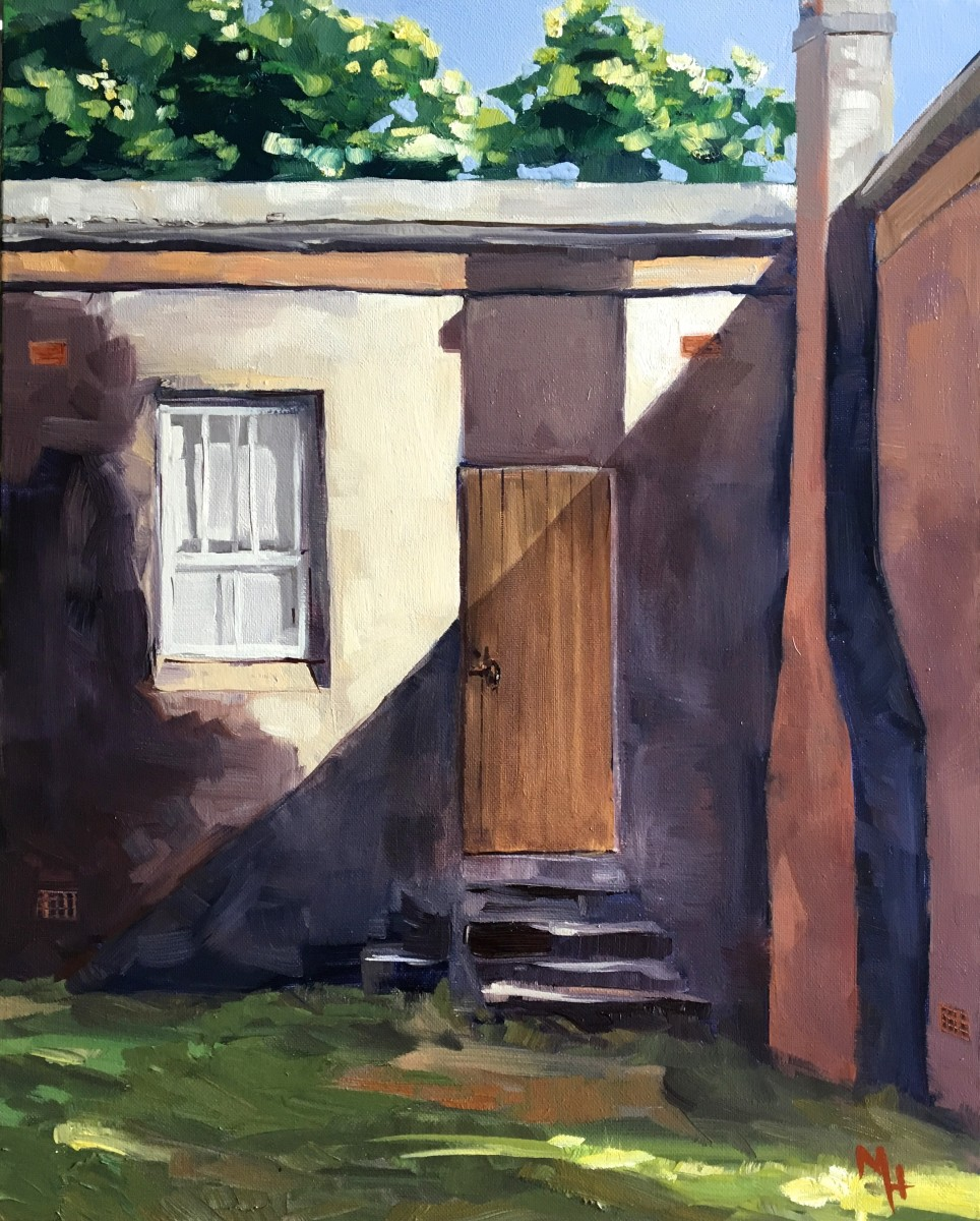 The Door by Meredith Howse
